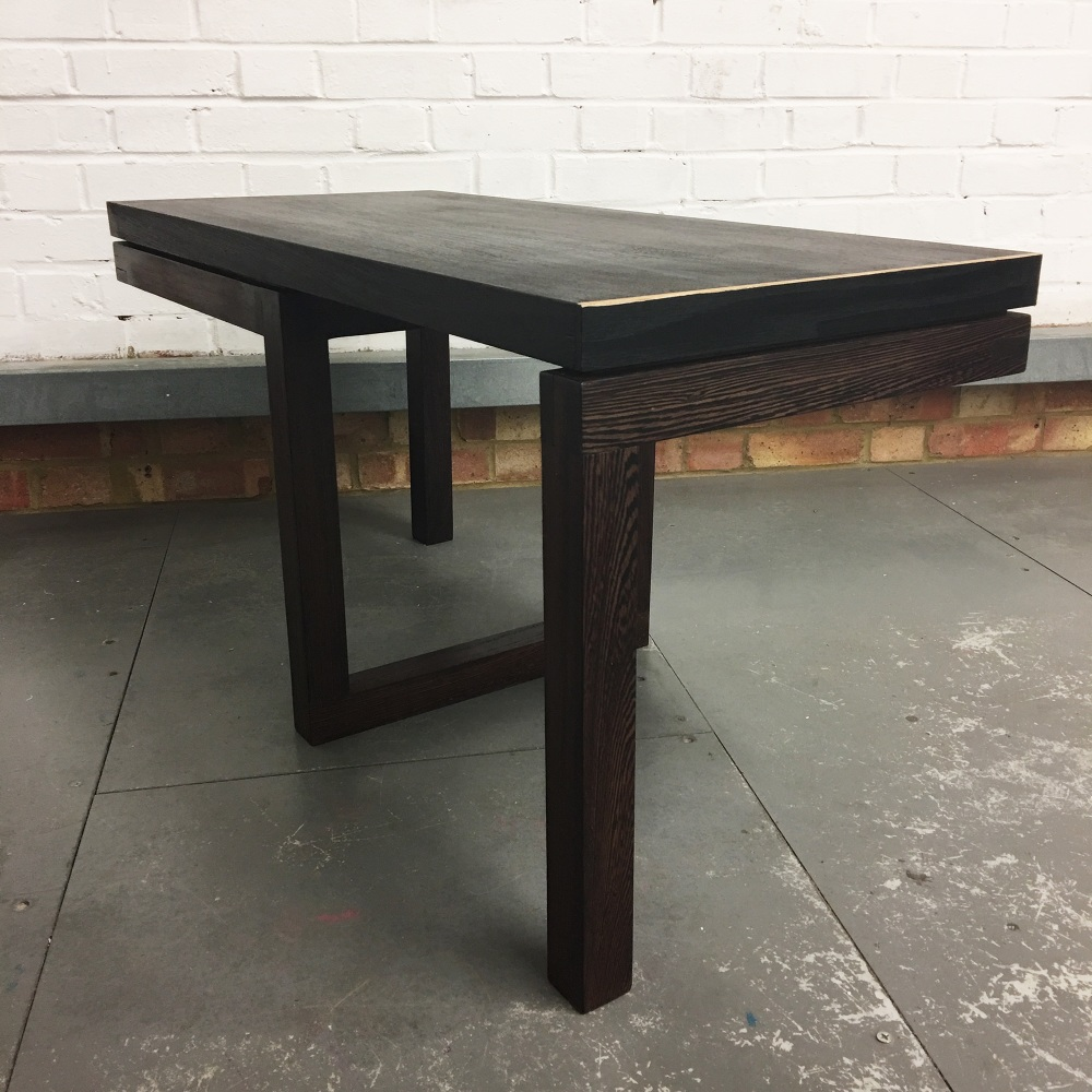 Wenge Coffee Table Plane Able